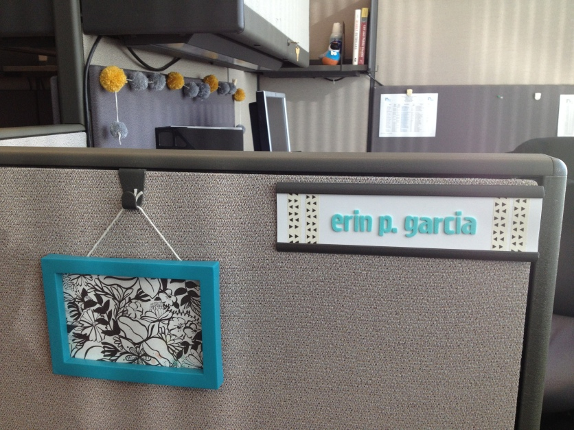 Decorate your office space!