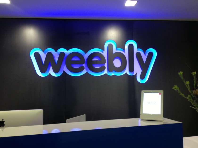 weebly hq.