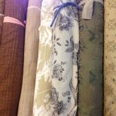 upholstery fabrics.