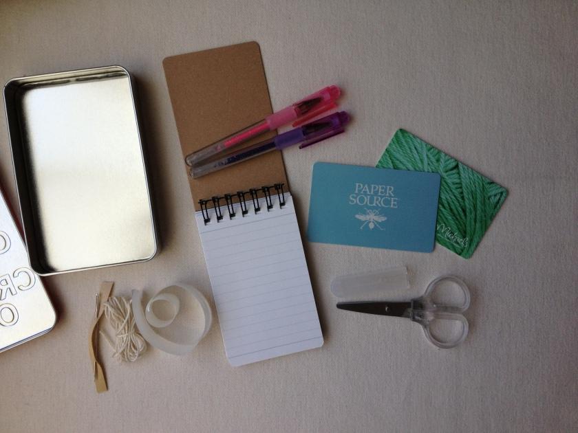 supplies.