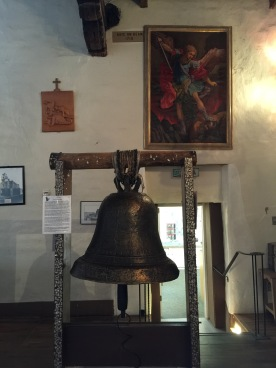 original church bell.