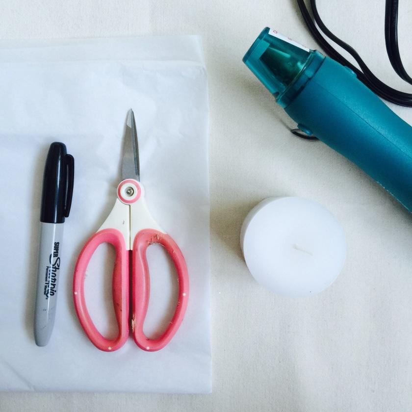 materials and tools.