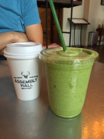 green drank.