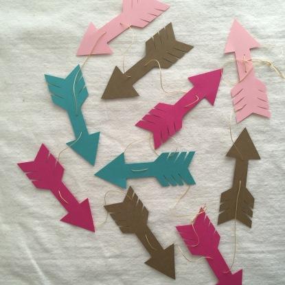 cupid arrows.
