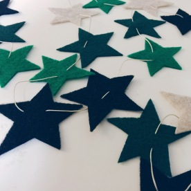 twinkle stars.