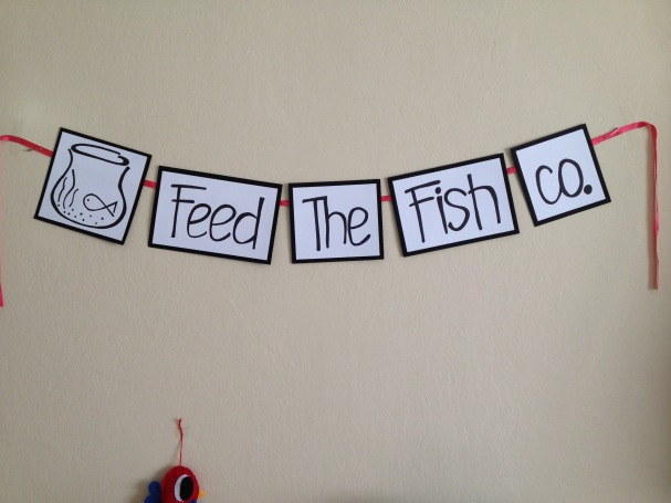 feed the fish co!