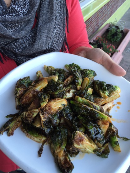 Brussels sprouts from Portal.