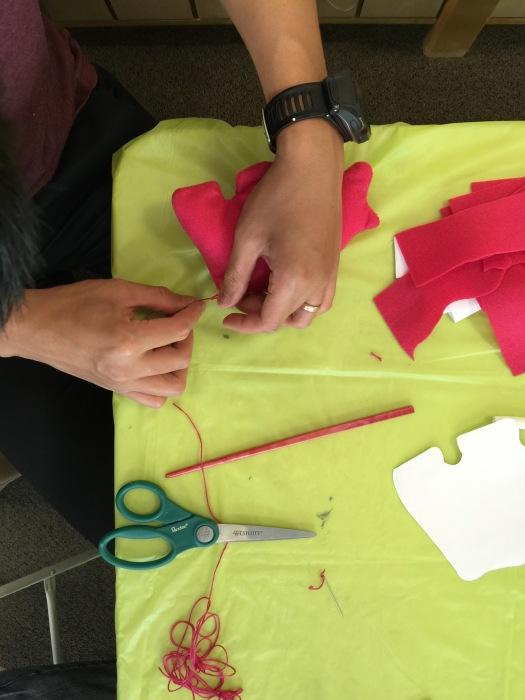 maker hands.