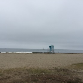 Overcast AM.