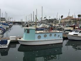 Mini boats.