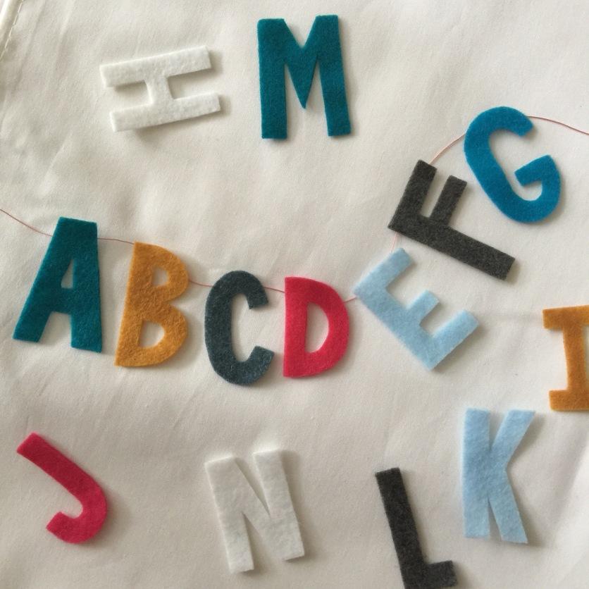 alphabet.