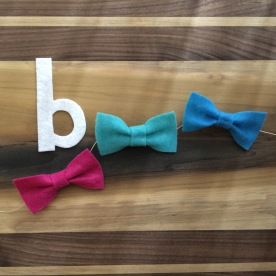 B is for Business Catual bowties.