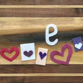 E is for Everyday Love by Nidhi Chanani.
